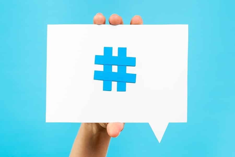 hashtags how many is too many