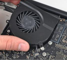 Laptop Fan Replacement